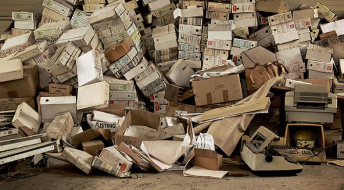 Agator Maxime – Que faire quand la littérature est grise ? L'état de l'art comme premier exercice de construction de l'objet