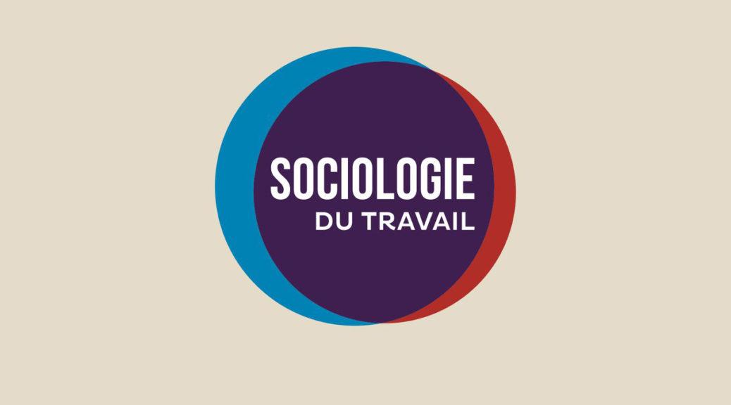 Logo de la revue Sociologie du Travail